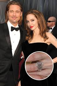 gorgeous celebrity engagement ring and wedding bands best celeb