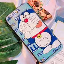 Ốp iPhone X / Xs hoạ tiết hình doremon cute cực dễ thương giảm chỉ còn  70,000 đ