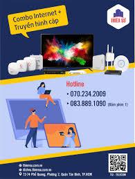 Dịch vụ lắp đặt Internet - Truyền hình cáp - TSI-TELECOM