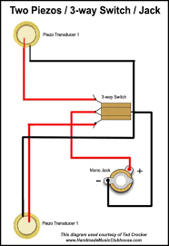 17 best images about guitar wiring cigar box guitar advanced piezo wiring diagram cigar box