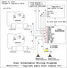 voltage regulator wiring diagram images diagram dual field alternator and electronic voltage regulator