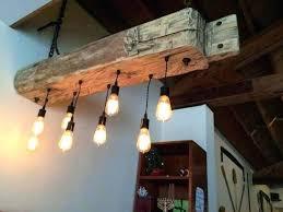 reclaimed wood chandelier custom wood chandelier rustic wood light fixture with reclaimed beam id lights rustic