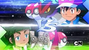 PokemontV - Pokemon Season 19 XYZ Episode 26 : A Full...