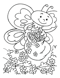 Free Coloring Pages Color By Number Spring Coloring Free Coloring