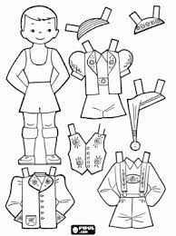 Small Picture Dress Up Coloring Pages Dress Coloring Pages 123 Paper Dolls