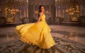 Emma Watson can a bra less Belle reinvent the Disney Princess