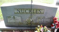 Ardith Etta Stanley Nuckles (1923-2012) - Find A Grave Memorial