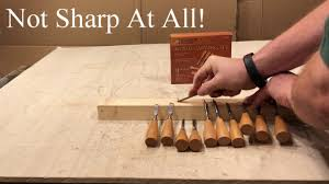 Windsor Design Chisels Harbor Freight 11 Pc Wood Carving Chisel Set Review