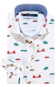 The Blueprint Premium Trendy Overhemd Lm