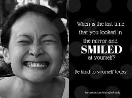 Image result for smile in mirror images