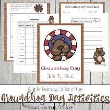 Printable Groundhog Day Activities and Hands-On Fun for Kids