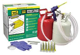 spray foam insulation kits