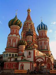 famous architecture buildings around the world.  World St Basils Cathedral In Moscow Russia  Most Famous Landmarks Around The  World And Architecture Buildings The S