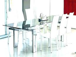 modern glass dining room tables all glass dining room table black dining table set white glass
