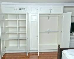 bedroom wall closet designs.  Closet Wall Mounted Cabinets Bedroom Closet  Designs Unfinished Design With Bedroom Wall Closet Designs B