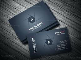 Photography Business Card Templates Download Sdrujenie Com