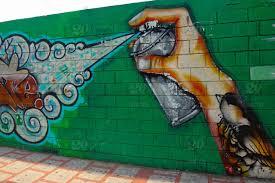 graffiti of graffiti in san jose costa