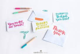 Cute Thank You Gift Ideas American Greetings Blog
