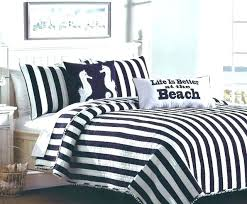 blue striped bedding comforter boys modern stripes stripe sheets bed red gray and white single