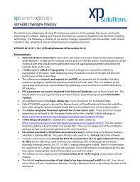 Autocad Xp Scale Chart List Of All Changes Xp Solutions Manualzz Com