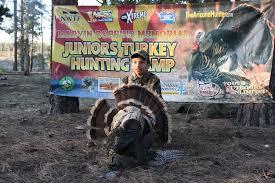 NWTF Juniors Turkey Hunting Camp - Arizona WanderingsArizona Wanderings