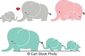 cute elephant clipart. Unique Clipart Cute Elephant  Vector File EPS10 With Clipart A