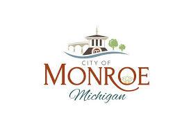 Monroe Mi Simple Map Of Monroe Michigan - Diamant-ltd.com