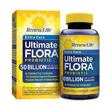 Details About Renew Life Ultimate Flora 50 Billion 30s Uk X 30caps