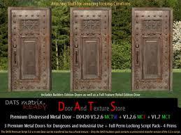 metal door texture. Distressed Metal Door, Grungy Grunge Dungeon Jail Door Texture