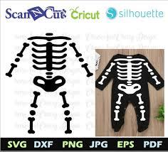 skeleton costume svg file