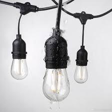 outdoor lighting led garden string lights heavy duty led rope lights commercial grade led string