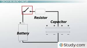 resistor capacitor rc circuits definition explanation lesson transcript study com
