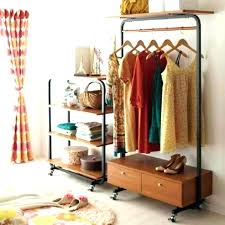 free standing clothes rack. Standing Closet Rack S Ing Free Organizers Ikea Shelves Clothes