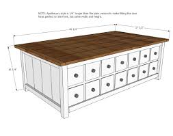 lack coffee table dimensions