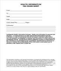 fax cover page template microsoft word medical fax cover sheet 10 free word pdf documents download