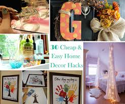 Small Picture 30 Cheap and Easy Home Decor Hacks Are Borderline Genius