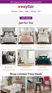 must have bedding sets wayfair email