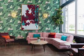 Retro Chic Designer Home The Dwell Hotel Chattanooga Fuses Retro Design With Southern