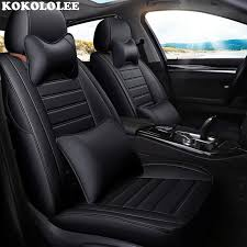 whole leather car seat cover for honda civic 2006 2016 cr v accord 7 city fit car accessories covers for vehicle seat infant car seat liner infant car