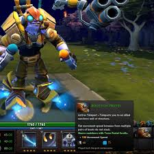 dota 2 immortal 3 just push start
