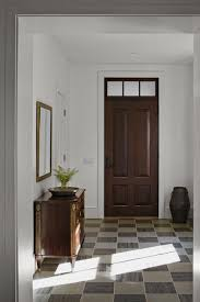 wood doors must have matching wood