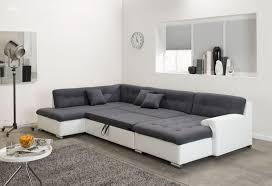 Schlichter Möbel Wohnlandschaft Relax Iii Kunstleder Farbe Wählbar U Form Mit Schlaffuntkion