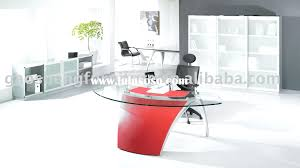 glass top home office desk. Various Glass Office Furniture Desk Modern Top Design Home G
