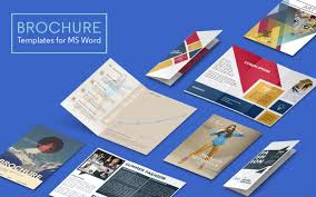 Brochure Templates For Ms Word On The Mac App Store