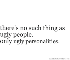 Beauty And Ugly Quotes Best of 24 Ugly Quotes 24 QuotePrism