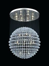 sphere chandelier with crystals crystal sphere chandelier crystal chandelier modern crystal ball chandelier for