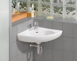 Sinks, Small Corner Bathroom Sink Home Depot Wall Mount Corner Sink White  Lavotary Ceramic Clear