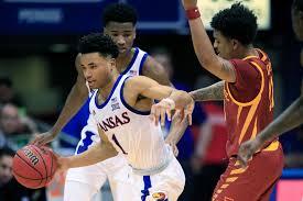 KU's Devon Dotson declares for NBA Draft