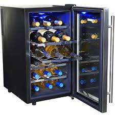 newair wine cooler reviews. Delighful Cooler The NewAir AW181E 18Bottle Wine Cooler Is Sturdy And Affordable Intended Newair Reviews D