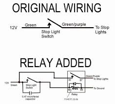 installing a brake light relay how to library the mg experience negative ground relay